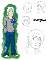 Glasgow's character sheet by JesIdres