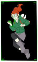 Infinity Train by TohruOnigriHonda865
