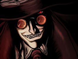 Alucard - New Version by Tomycallejeros