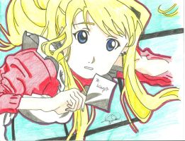 ~Winry from FMA~ (Request) by YuukiCross5