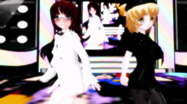 MMD Butterfly by iSketchy