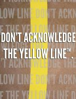 Yellow Line - The Stanley Parable by Nix0ne