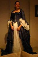 18th Century Gown by benedictenyree