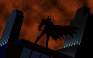 Batman Animated Wallpaper by Spitfire666xXxXx