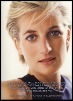 Princess Diana by iwonderbc