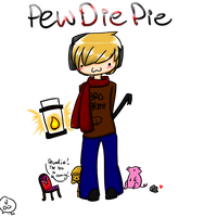 :.PewDiePie.: by coolkidirony