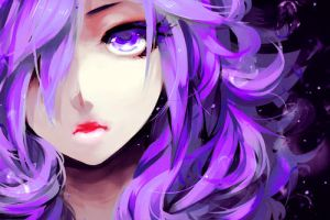 Color Wheel Project: Lavender by CatchTheStars101