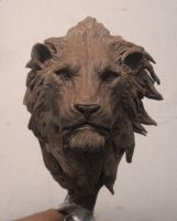 LION WIP. by BOULARIS