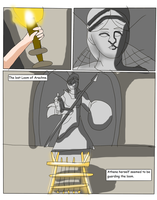 Helena Hopkins and the Lost Loom of Arachne pg 7 by Jonesycat79