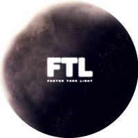 Faster Than Light (FTL) Icon by redshifted
