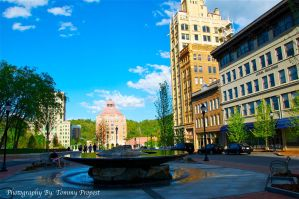Pack Square, Asheville 1174 by TommyPropest-Candler