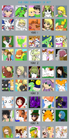 5 Year Summary by Space-Crystal