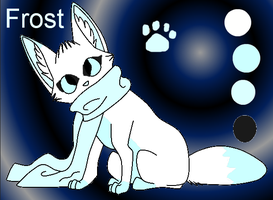 My Refrence Sheet :OLD: by KyuubiRawrz