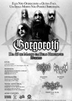 GORGOROTH SOUTH AMERICAN TOUR by absintho