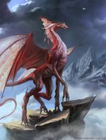 Red Dragon by Verehin