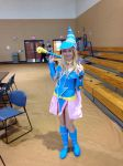Dark Magician Girl Cosplay - Maneki Neko Con 2014 by toxsickk