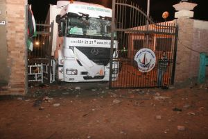 Aid convoy attacked Egypt 11 by ademmm