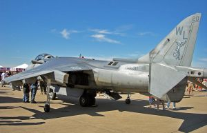 Harrier Hindquarters by DarkWizard83