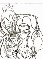 Hades and Zen. by Lady-----HADES