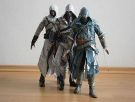 My assassin collection by sunto2