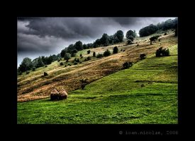 Waiting for the storm II by ioannicolae
