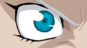 Angry Eye .:Base:. by KagaTsuki