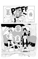 Graphic Novel Random Page by theonlybriman47