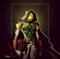 Smiley Fett by GavinMichelli