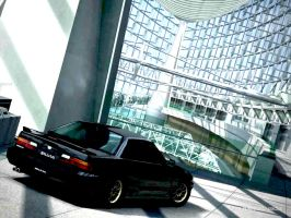 Nissan Silvia S13 by pete7868