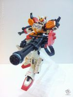 Heavyarms Gundam EW 15 by B-Werx