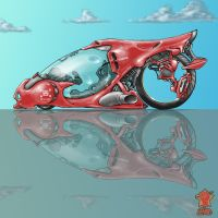 Trike by PeNcIl-ReBeLlIoN