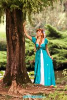 Giselle blue dress by LadyGiselle