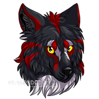 Headshot for FrayWolf117 by DragonDodo
