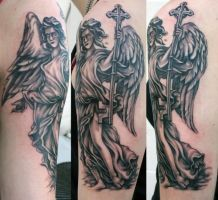 angel by Phedre1985