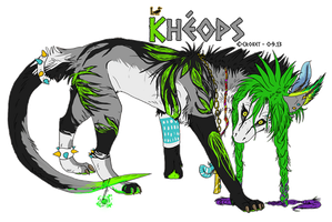 Kheops. The cheerful hybride. by Cr0ket