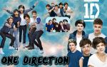 One Direction Wallpaper #4 by MeganL125