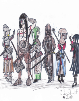 Mercs for Hire by TheReptilianGeneral