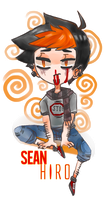 bloodied but productivv by Charc