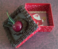 Red Chocolate Box Open by ninja2of8