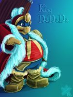 KING DEDEDE by Evanatt