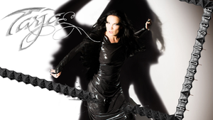 Tarja Turunen - The Shadow Self [Logo + Title] by IceQueen1186