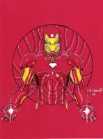 Ironman Color paper by MetaWorks