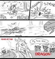 2012: Year of the Dragon by carrinth
