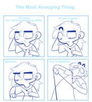 The Most Annoying Thing by SmokyJack