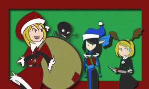 A Towery Christmas! by Raxion