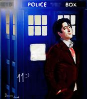Who should play Doctor Who by Jimaine-Soong