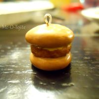 Cheeseburger Charm by Me-O-Tojite
