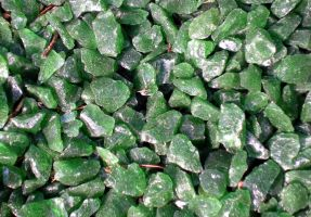 Stock Texture - green stone chips by rockgem