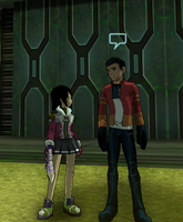 Jabber and Rex Salazar in FusionFall! by Layra600