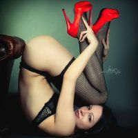 The Red Shoes 05 by Boas73